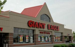 Giant Eagle building