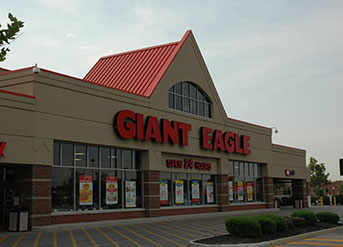 Giant Eagle building