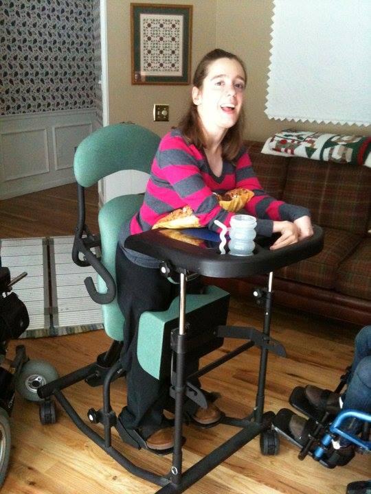 Alexa Brill at Stander
