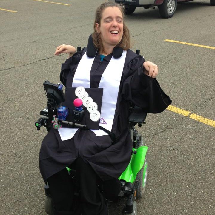 Alexa Brill graduation